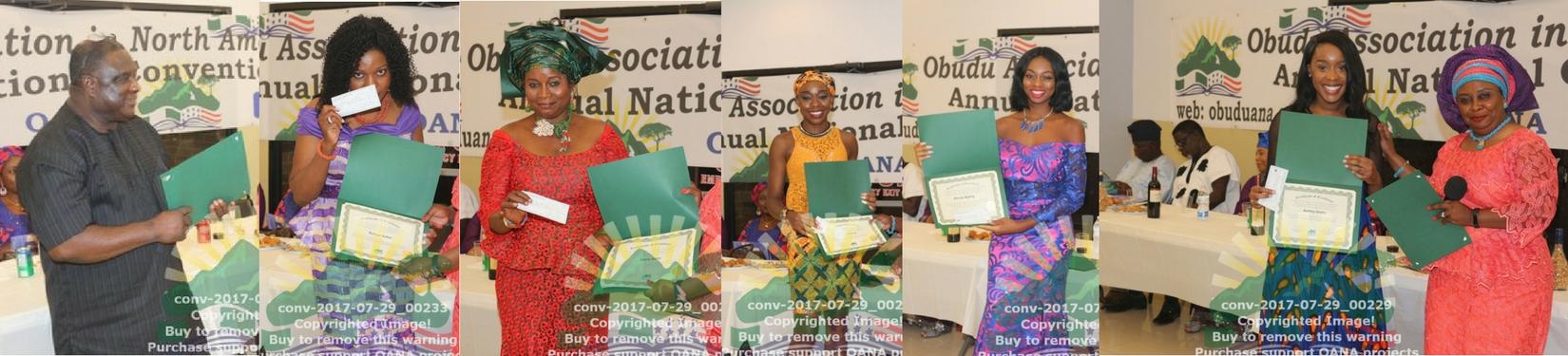 Youth development & Leadership Award